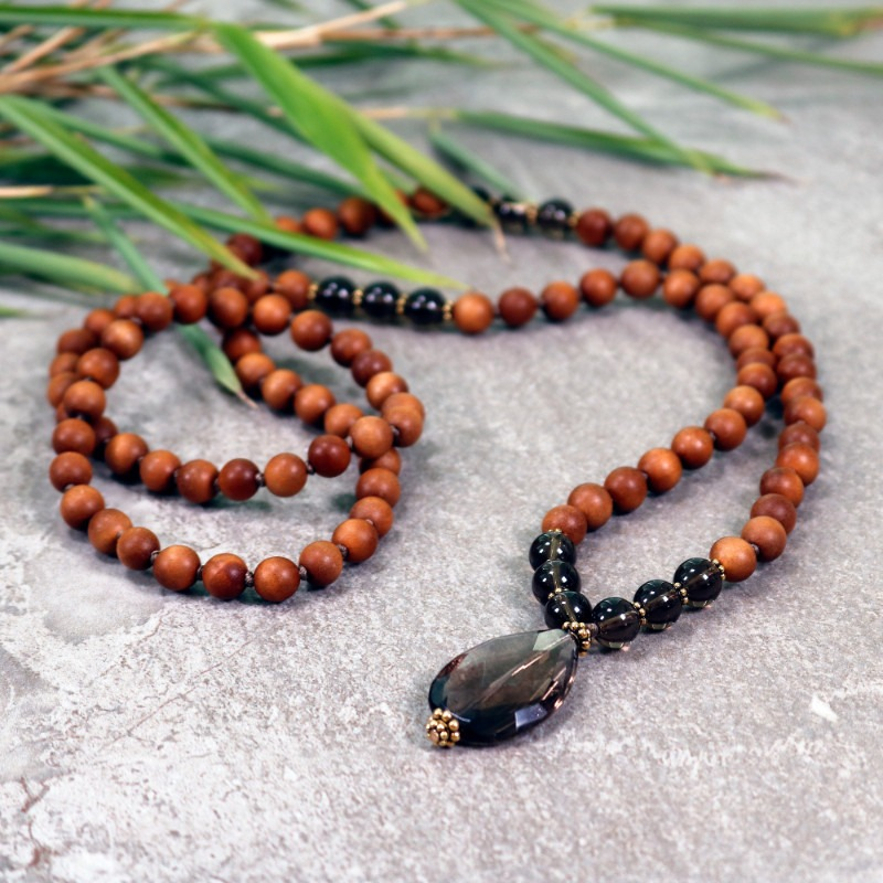 Spiritual energy mala